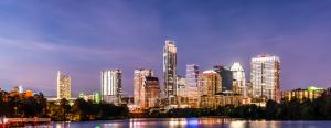 Austin Skyline Twilight